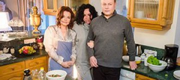 Байрак снимает Верника и Жигунова в квартире Ющенко