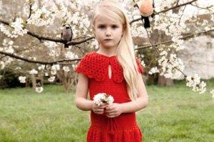 Шестилетняя дочь Водяновой стала моделью