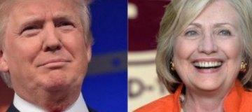 """Дональд Трамп и Хиллари Клинтон """"спели"""" хит Иво Бобула"""
