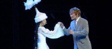 Кривошапко сыграл главную роль в казахстанском мюзикле