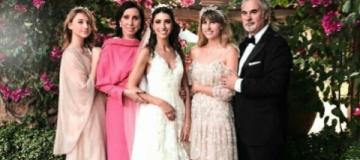 Валерий Меладзе устроил пышную свадьбу дочери в Марокко