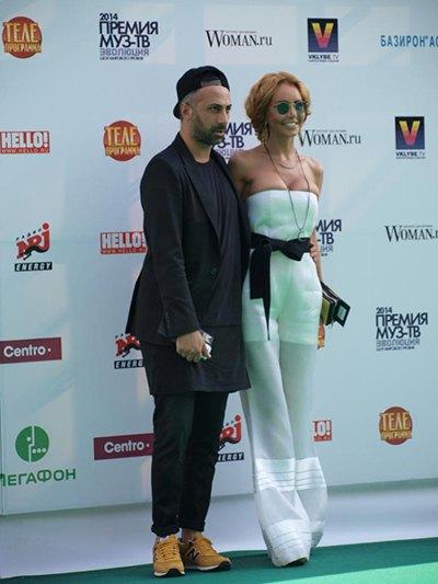 Бессарион и Маша Малиновская