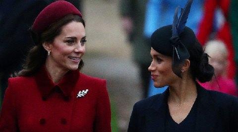 Королевская семья ввела правила для соцсетей, чтобы защитить Меган Маркл и Кейт Миддлтон