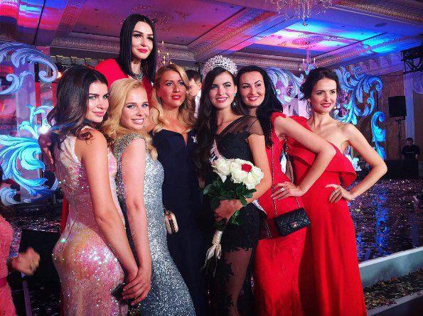 """Участницы конкурса """"Мисс Украина Вселенная-2016"""""""