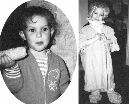 Натали Портман. 1989 год