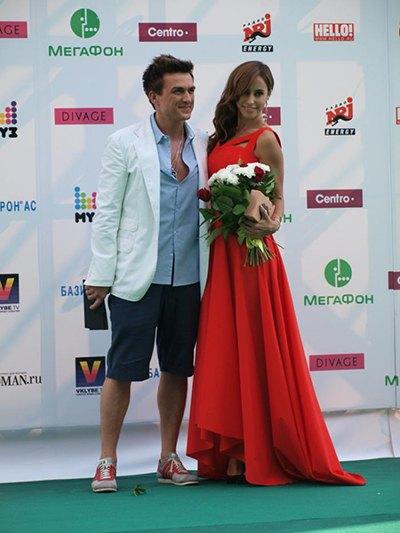 Влад Топалов и Милана Королева