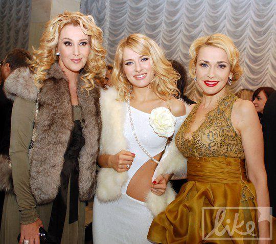 Снежана Егорова, Ольга Горбачева и Ольга Сумская (слева направо)