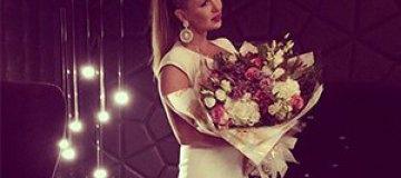 Анна Семенович отметила день рождения в ОАЭ