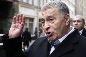 Жириновский потребовал, чтобы Галкин бросил Пугачеву