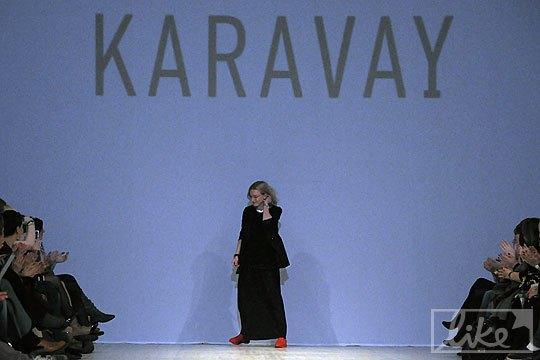 Украинский дизайнер Ирина Каравай