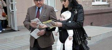 Маша Манюк показала дочь
