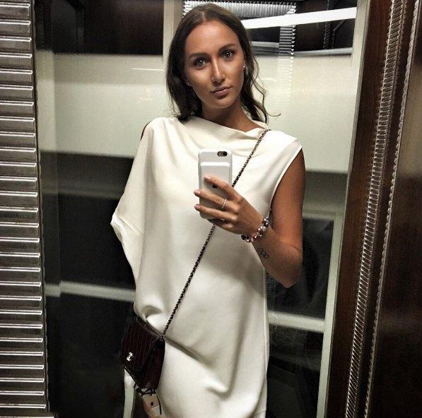 Анна Ризатдинова ждет ребенка