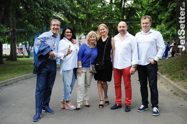 Николай Баграев, Ирина Геращенко, Елена Кондратюк, Александр Богуцкий