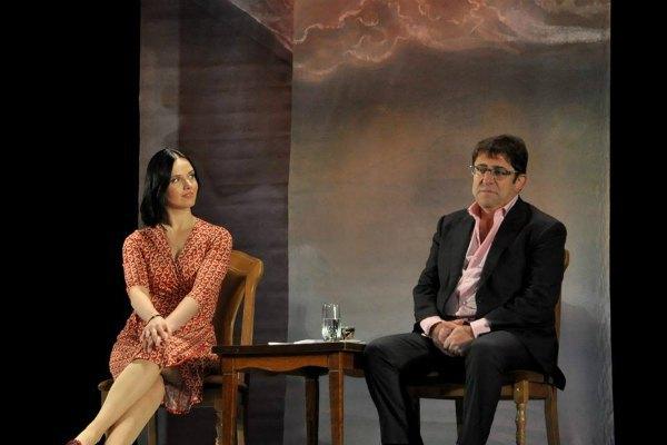 Янина Соколова и Гарик Городский