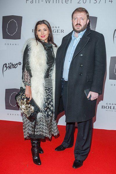 Политик Василий Горбаль с экс-женой певицей Галлиной