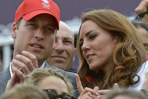 Кейт и Уильям выбрали крестного для принца Георга