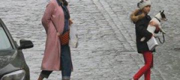 Беременная Ефросинина возмущена дымом на Майдане