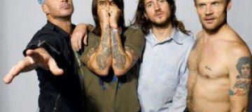 Red Hot Chili Peppers могут перенести концерт в Киеве?