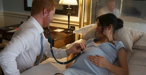 Двойники Меган Маркл и принца Гарри показали подготовку герцогов к рождению малыша