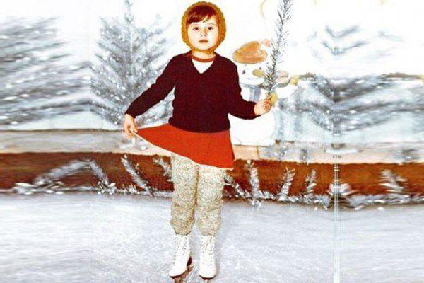 Светлана Лобода в детсадовском возрасте