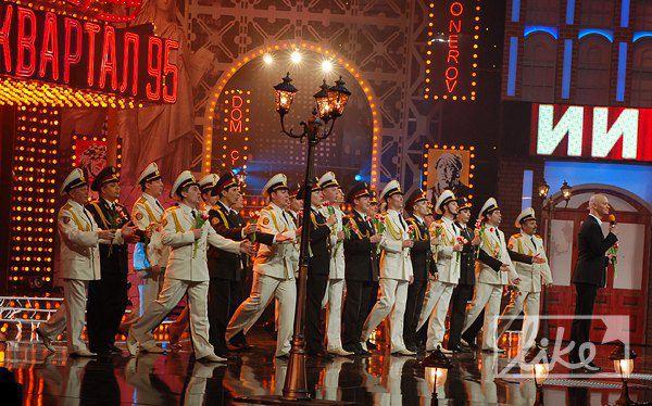 Концерт был посвящен празднику 8 марта