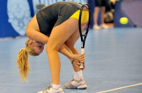 Теннисистка Каролин Возняцки - 12,5 миллионов долларов