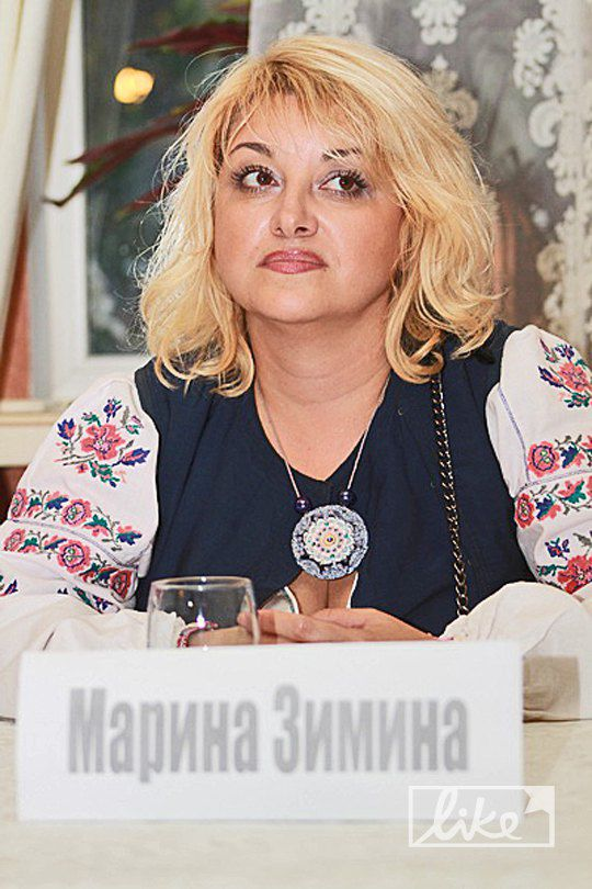 Автор талисмана к Евро-2012 Марина Зимина