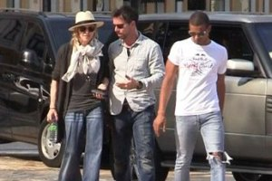 Мадонна приедет в Киев за женихом