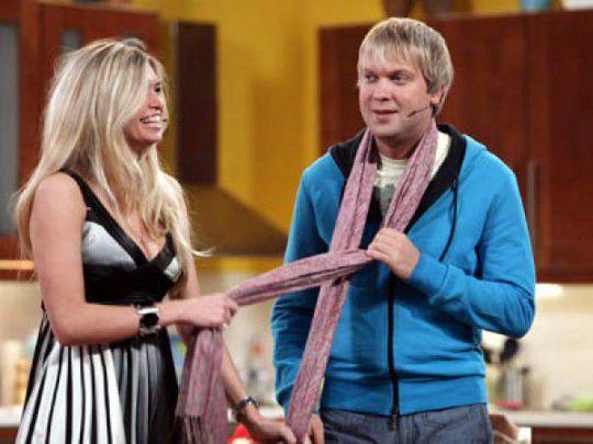 Вере и Сергею предстоит немало откровенных сцен в новом фильме