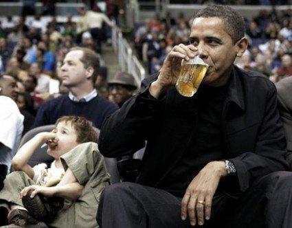 Президент Соединенных штатов варит пиво без лицензии