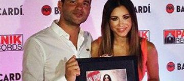 Ани Лорак наградили в Греции
