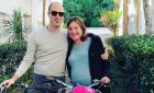 Беременная министр отправилась в роддом на велосипеде, поскольку в машине не хватило места