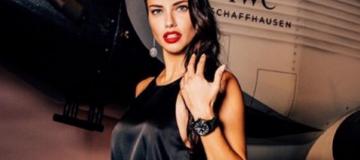 Топ-модель Адриана Лима развелась с мужем