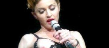 Мадонна разочаровала поляков на концерте в Варшаве