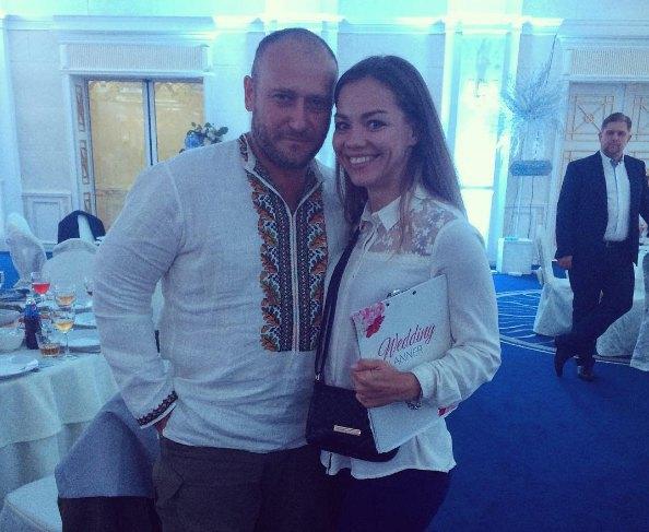 Дмитрий Ярош был нарасхват для селфи