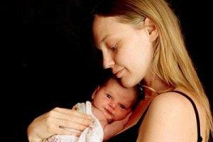 Саша Пивоварова показала новорожденную дочь