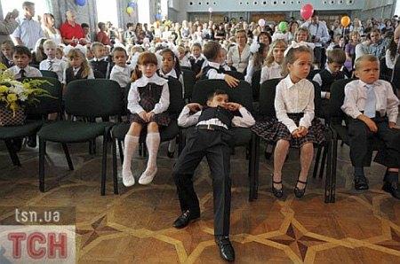 Внук Виктора Юшенко Виктор