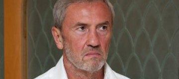 Черновецкий отрастил бороду