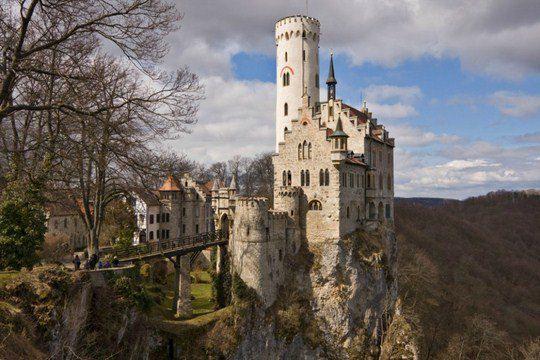 Пользователь –donald-, «Лихтенштейнский замок в Германии»