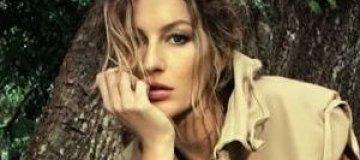 Полуголая Жизель Бюндхен снялась для Vogue