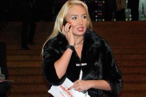 Экс-любовница Мельниченко Розинская выходит замуж