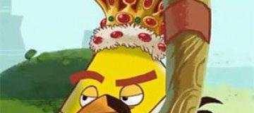 Фредди Меркьюри стал персонажем Angry Birds