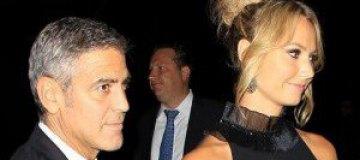 Джордж Клуни официально представил новую подружку