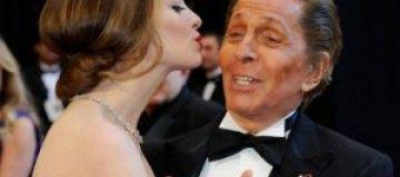 Знаменитый модельер Валентино отмечает 80-летие