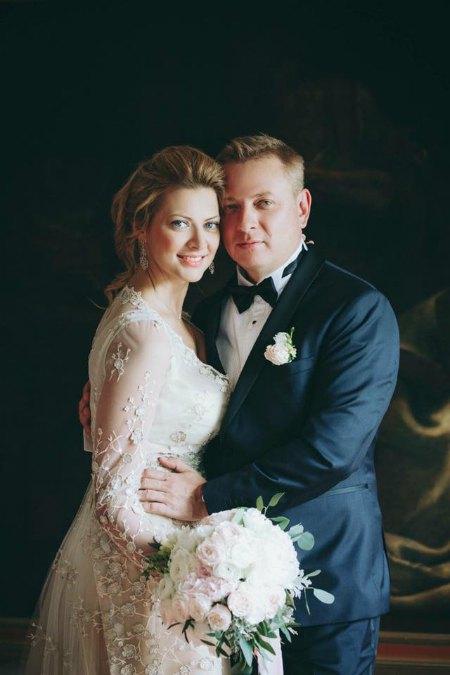 Татяьна Литвинова с мужем