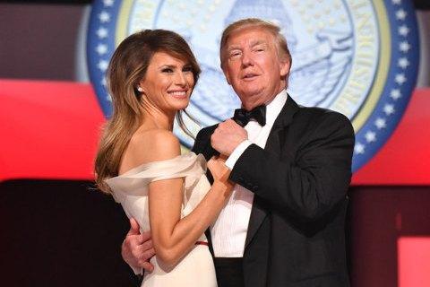 Мелания и Дональд Трамп не спят вместе?