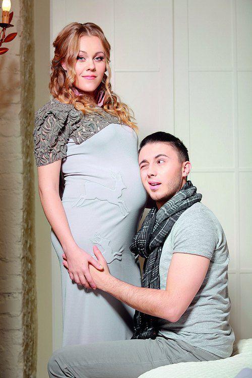Alyosha и Тарас Тополя ожидают пополнения в семье