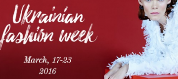 17 марта стартует 38-й сезон Ukrainian Fashion Week