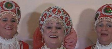 Российские бабушки попросились замуж за Путина