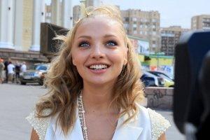 Екатерина Вилкова родила дочь